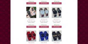 toko online jam tangan couple